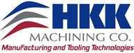 HKK Machining Co. Retina Logo